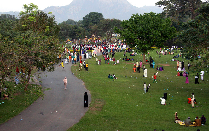 Few-funseekers-at-the-Millennium-Park-Abuja_0