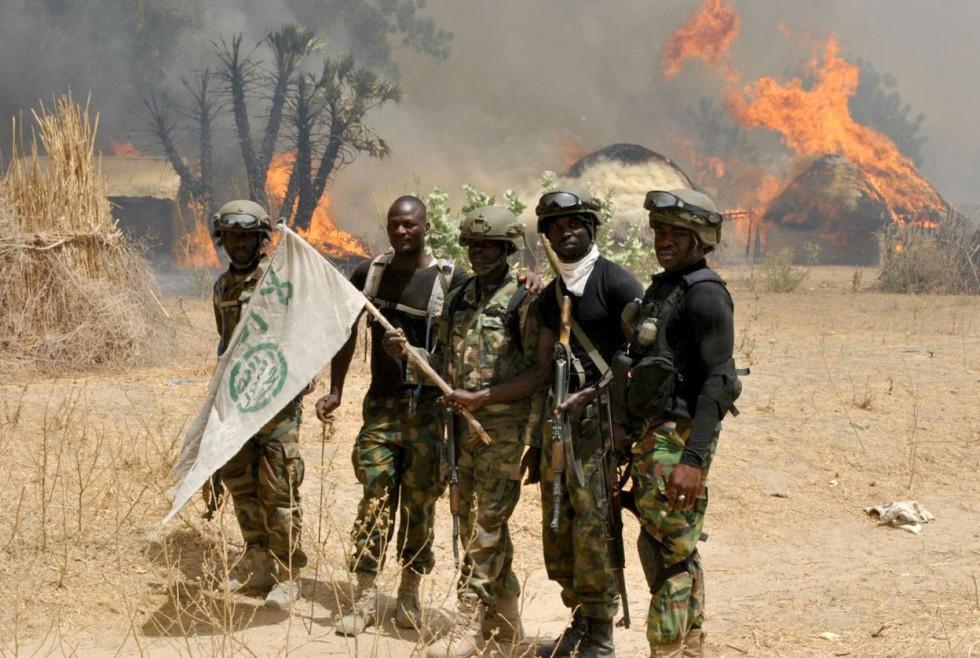 Operations against Boko Haram in Nigeria