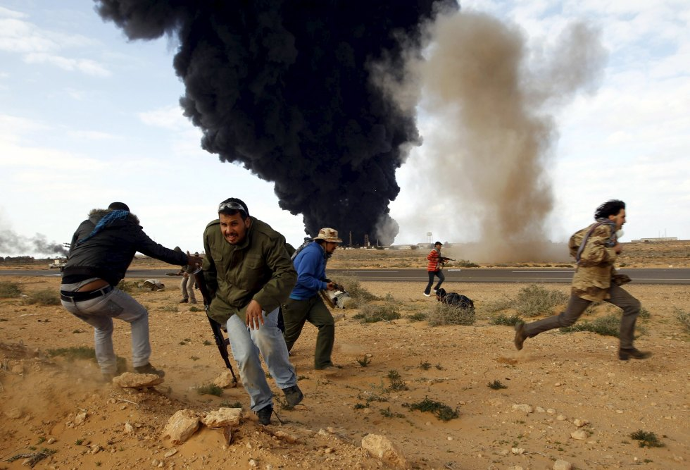 From the Files: Libya Uprising 5th Anniversary