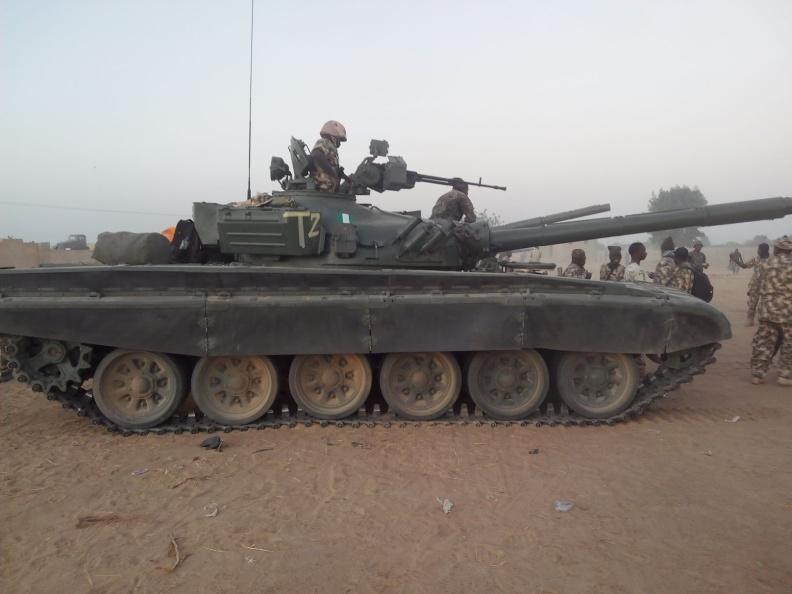 Nigeria T72