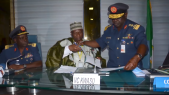 Nigerian Air Force: Research & Development  – NIGERIA