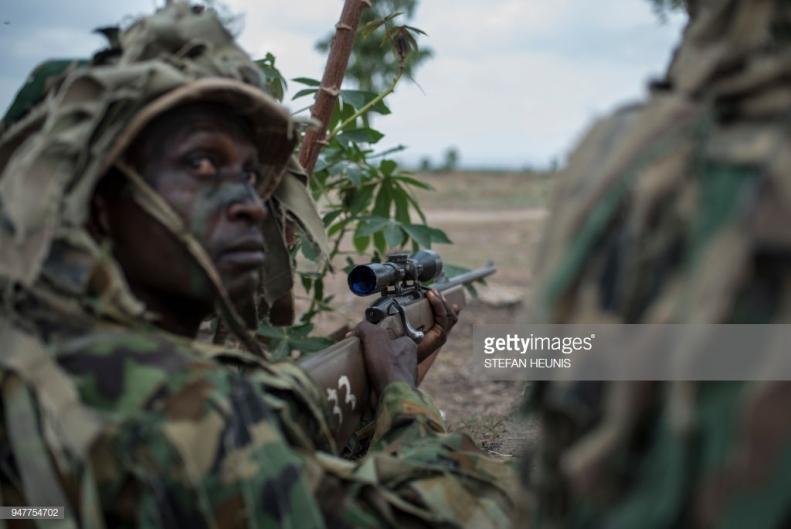 Say Hello to the Nigerian Army Sniper Regiment  – DefenseNigeria