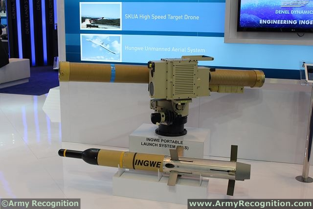 Ingwe_multi-role_laser_guided_anti-tank_guided_missile_ATGM_Denel_IDEX_2013_defence_exhibition_640_001
