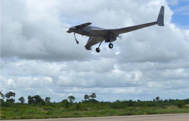 CH3A-Landing